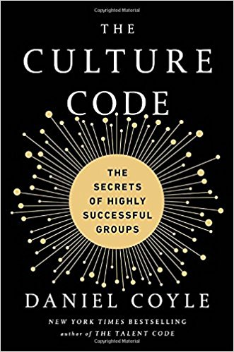 Book Cover: The Culture Code